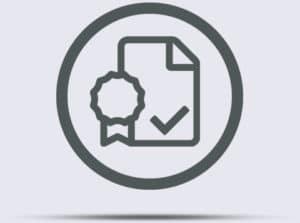 Certifikáty certifikačních autorit ikona