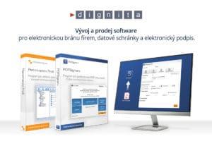 Dignita - vývoj a prodej software